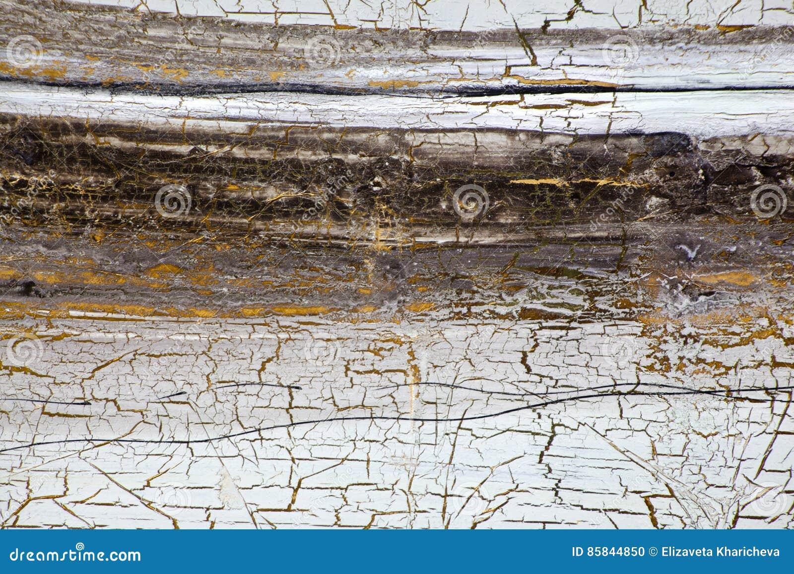 与金子、油漆镇压和条纹的背景在减速火箭的样式的