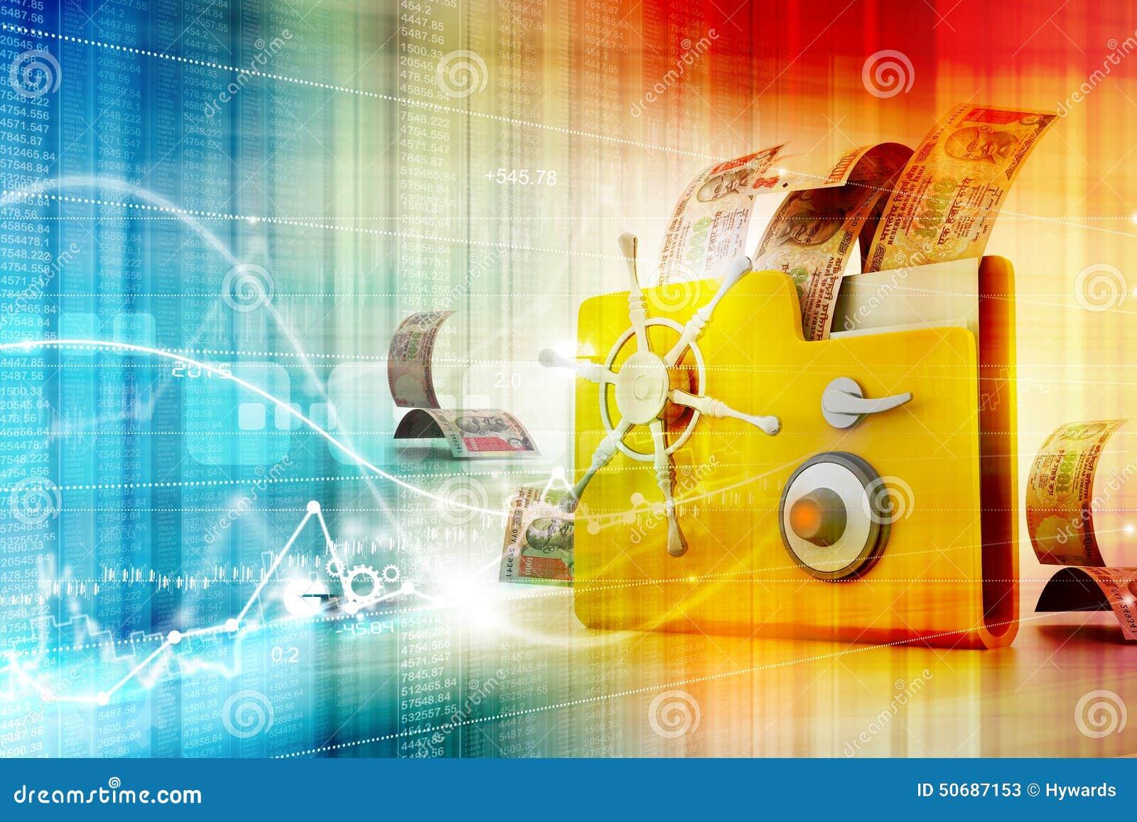 Download 与金钱的计算机文件夹 库存例证. 插画 包括有 印第安语, 卢比, 对象, 收益, 关闭, 笔记本, 文件夹 - 50687153