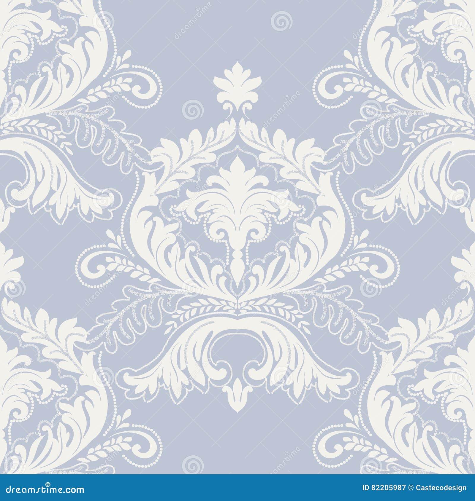 与钩针编织元素的精美锦缎装饰品