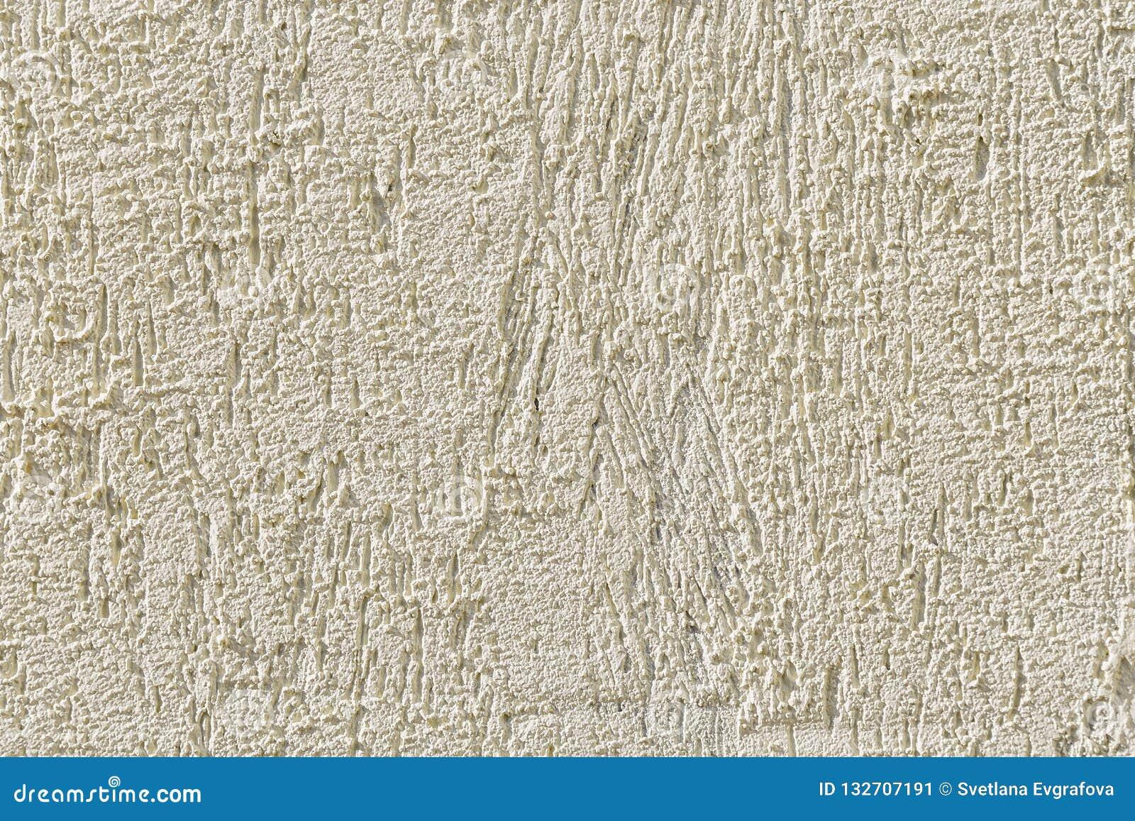 与coars纹理的摘要光米黄粒状背景