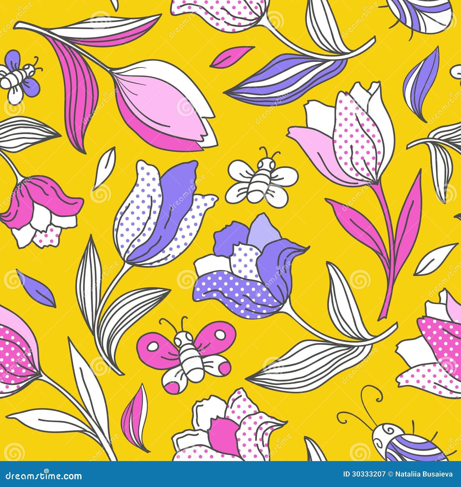 与tulips_1的夏天样式
