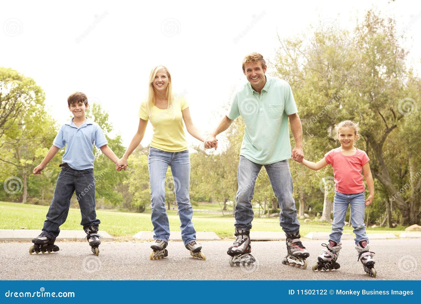 世家公园冰鞋佩带