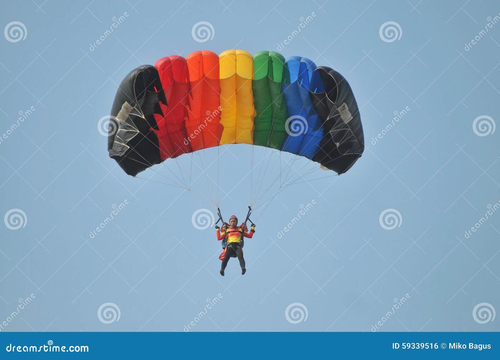 世界军事跳伞的冠军