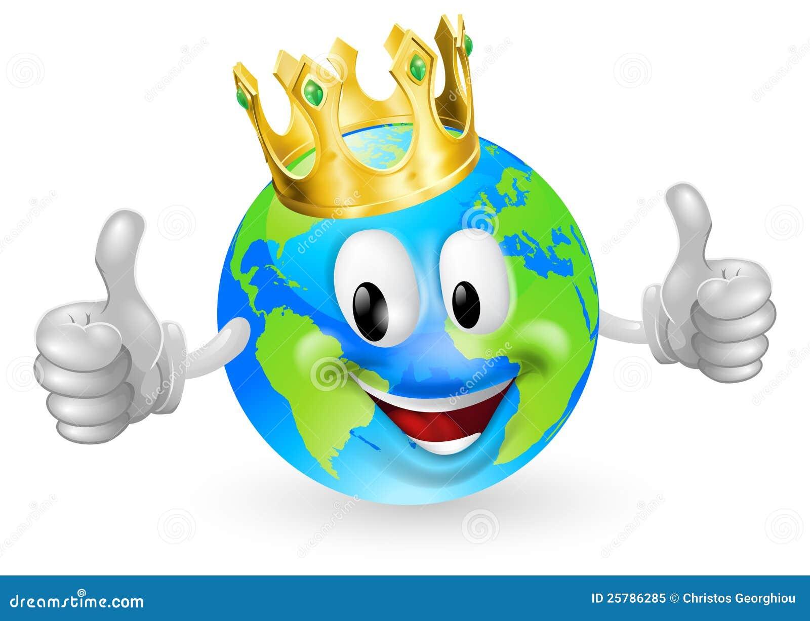 世界吉祥人的国王