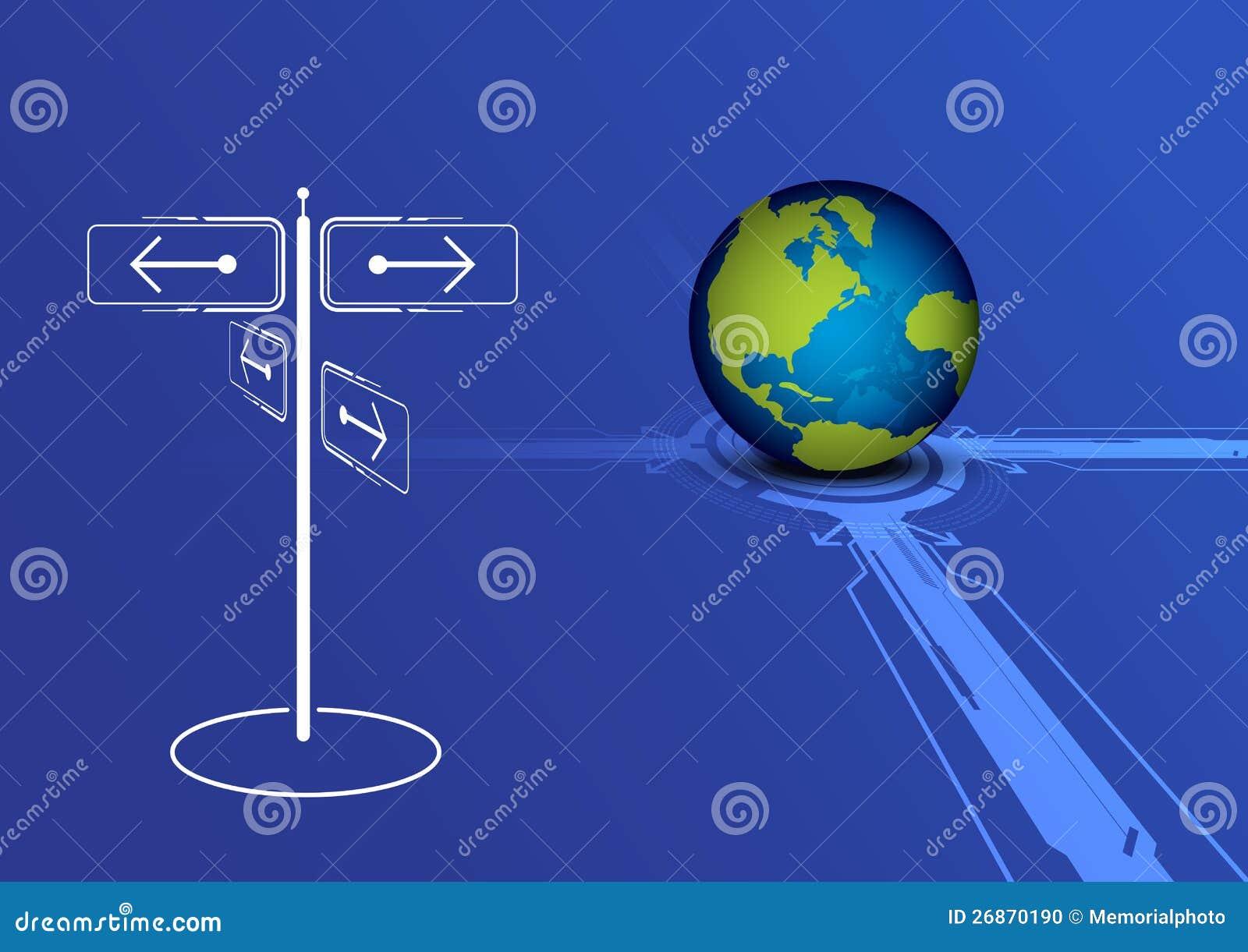 世界的决策