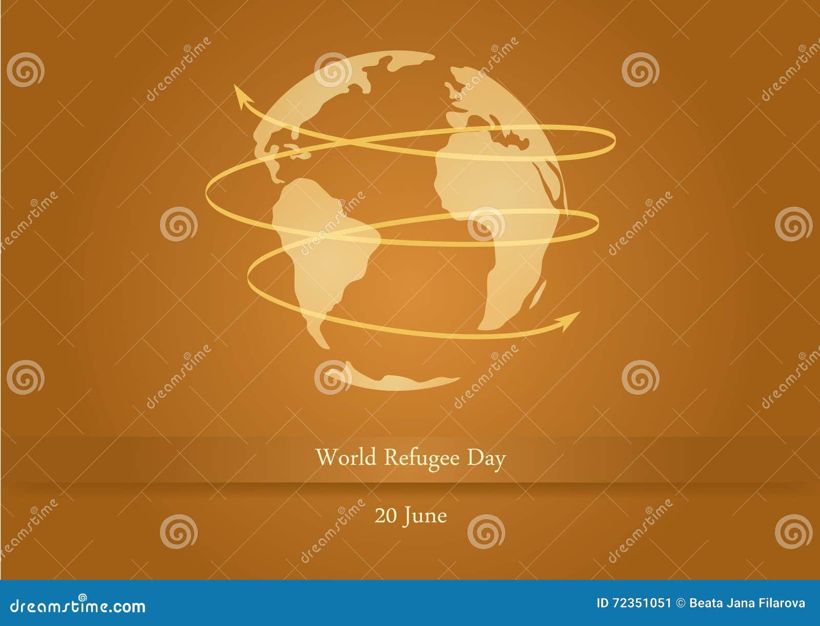 世界难民日传染媒介