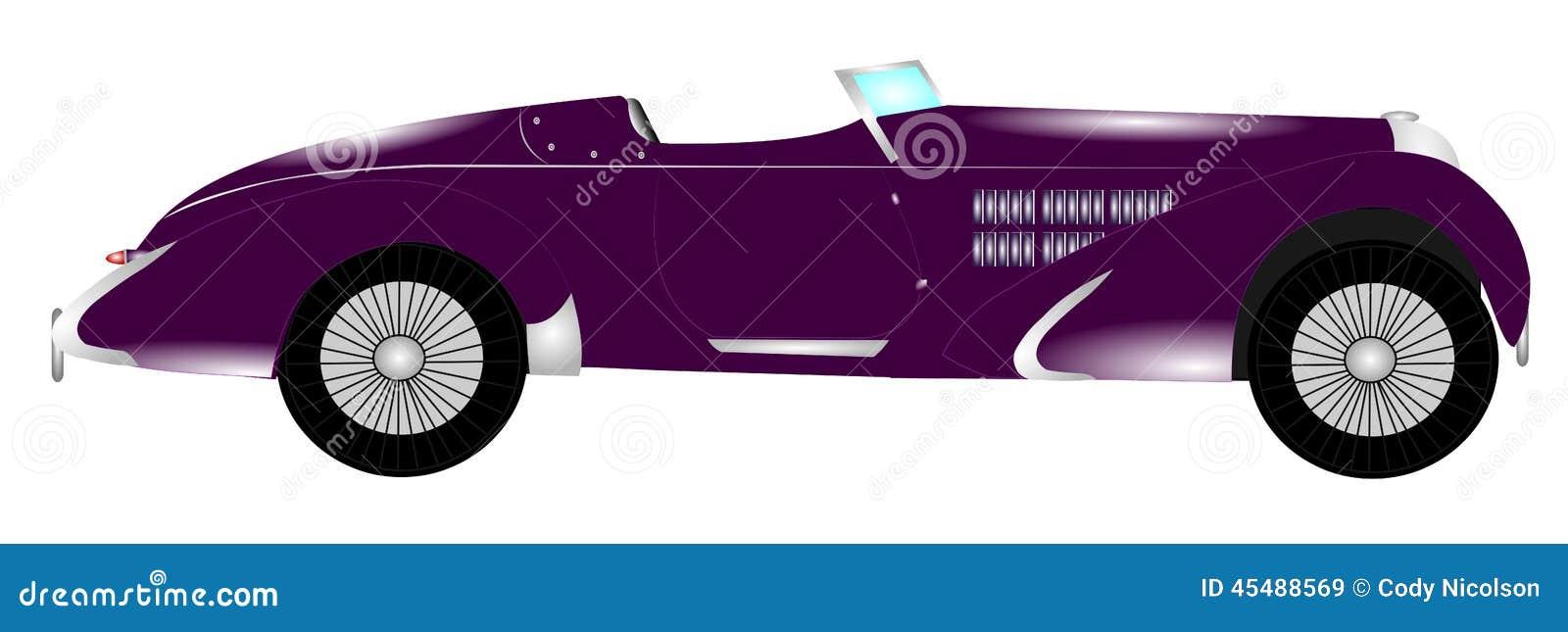20世纪30年代意大利跑车