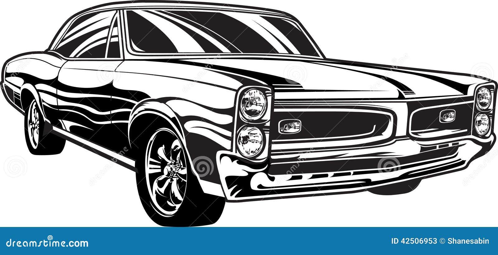 20世纪60年代肌肉汽车