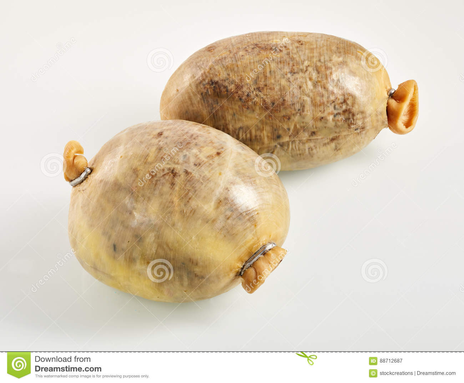 两小苏格兰haggis