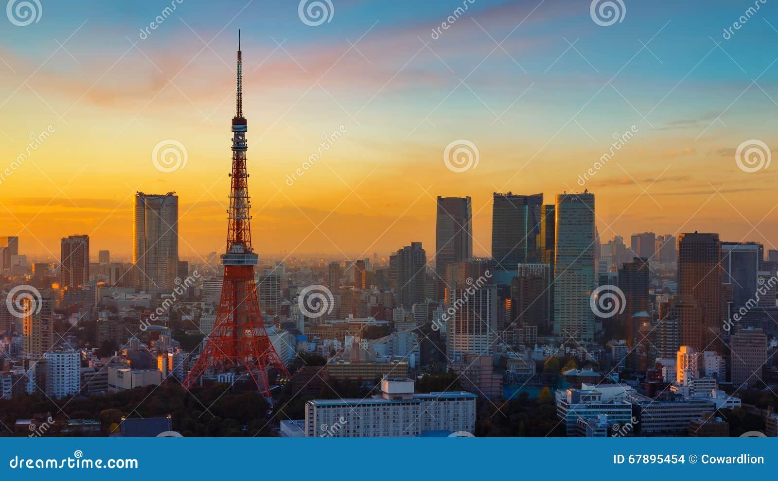 2011个夏天被采取的东京塔