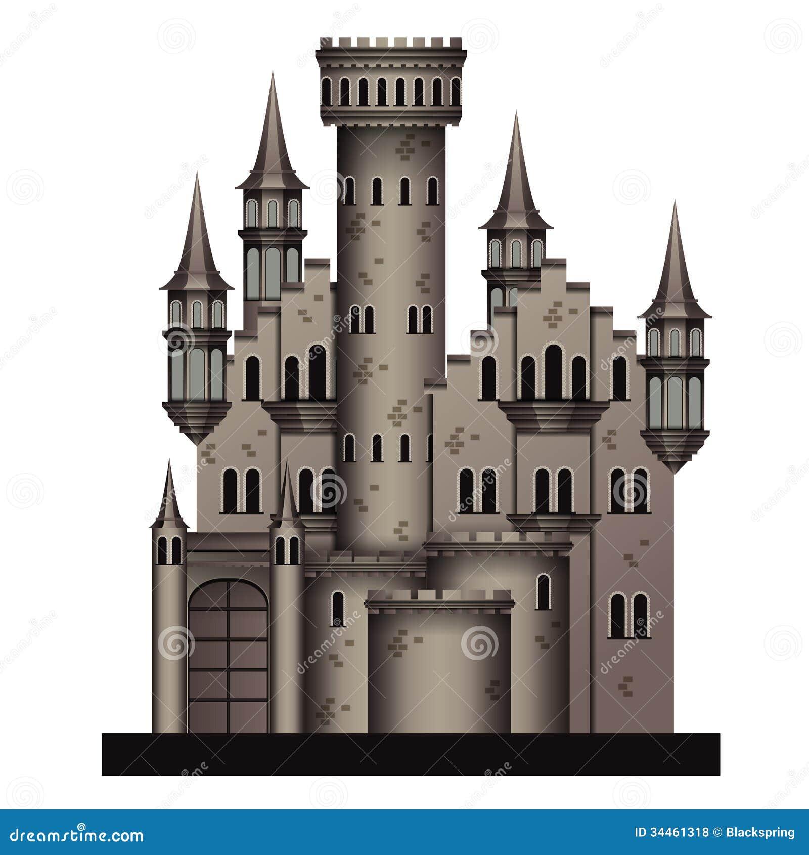 中世纪城堡图片
