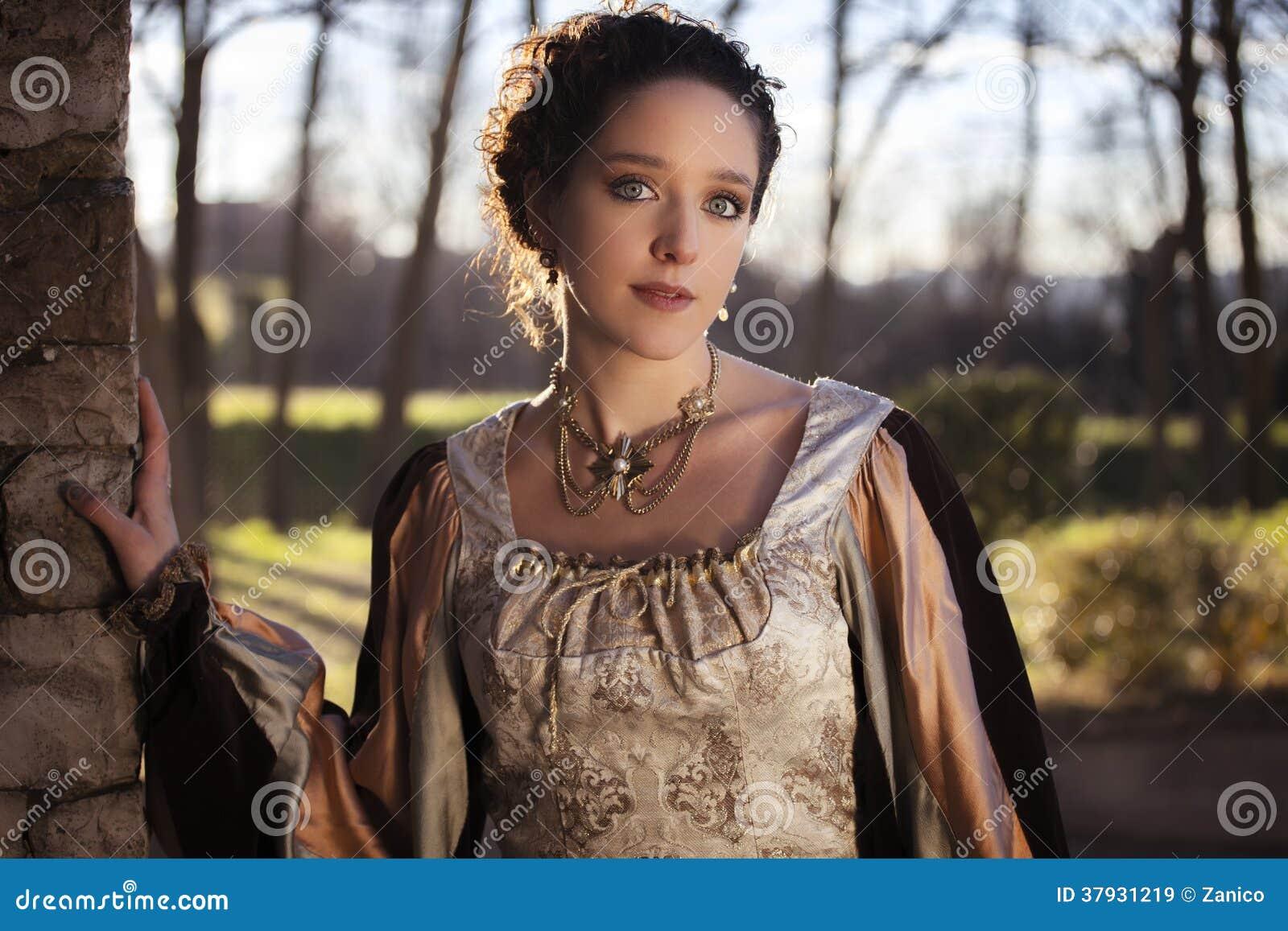 中世纪妇女