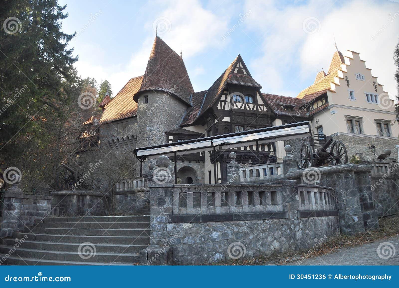 中世纪房子