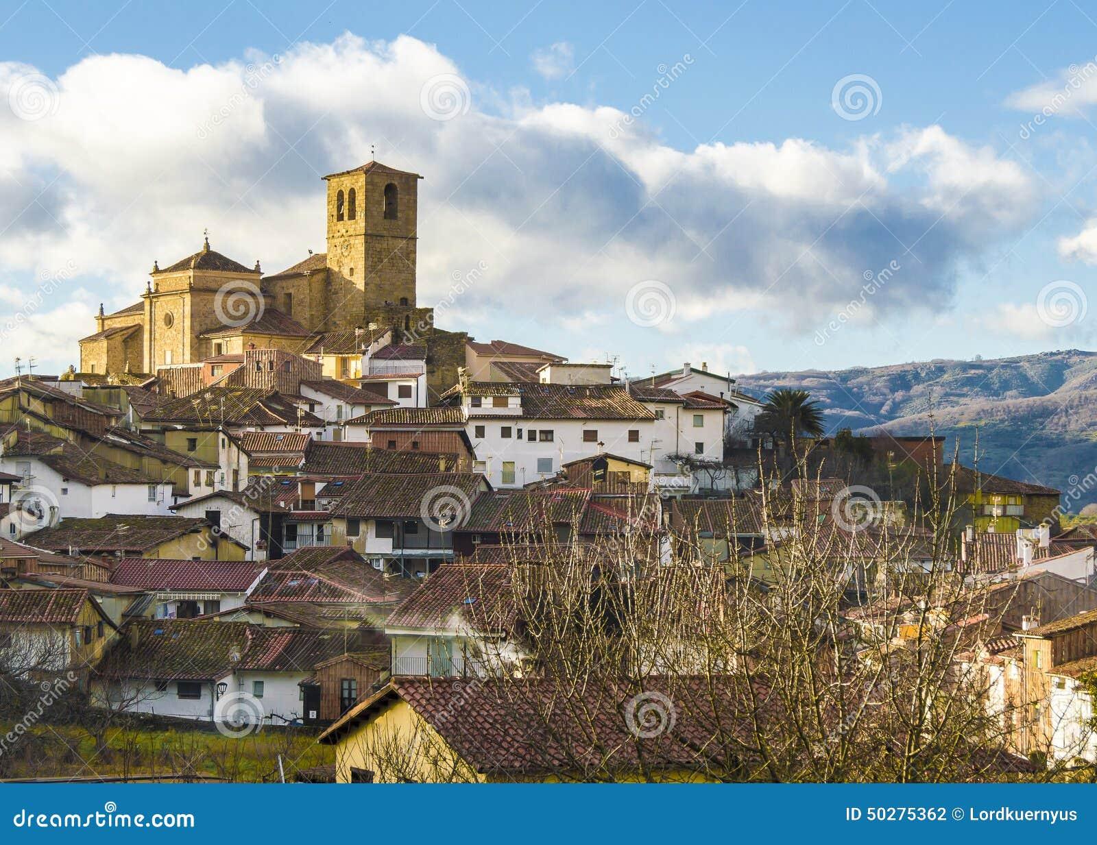 中世纪村庄