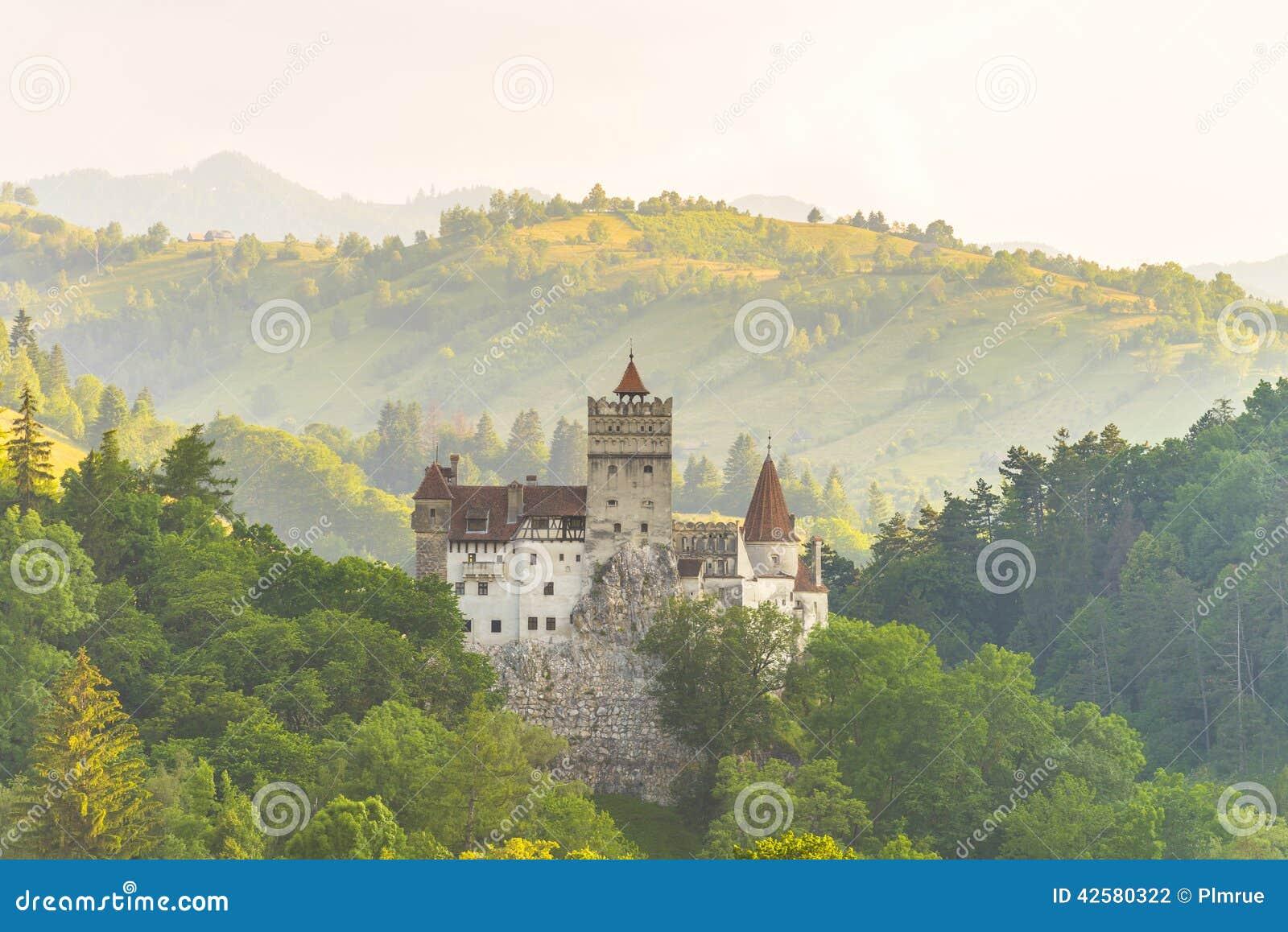 中世纪的城堡