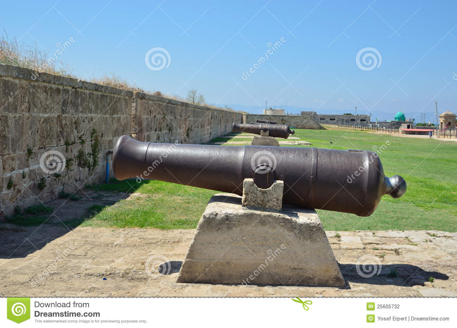 中世纪的火炮