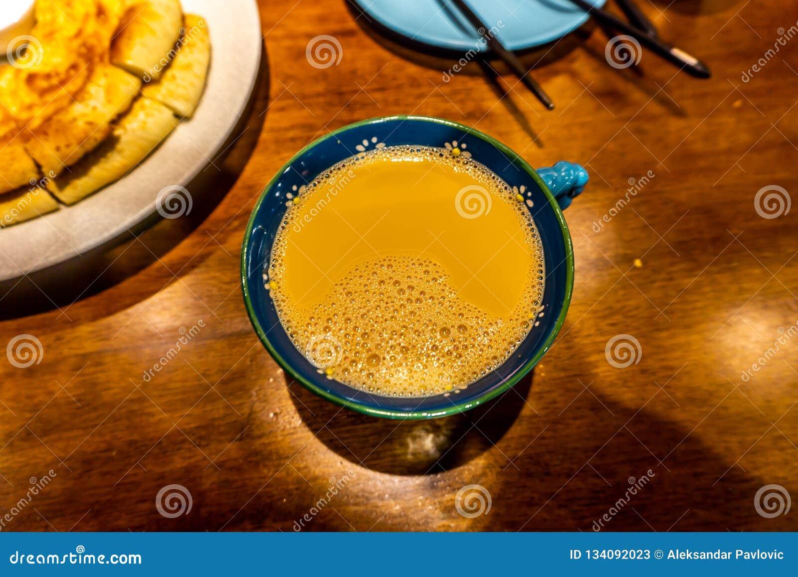 中国人新疆奶茶