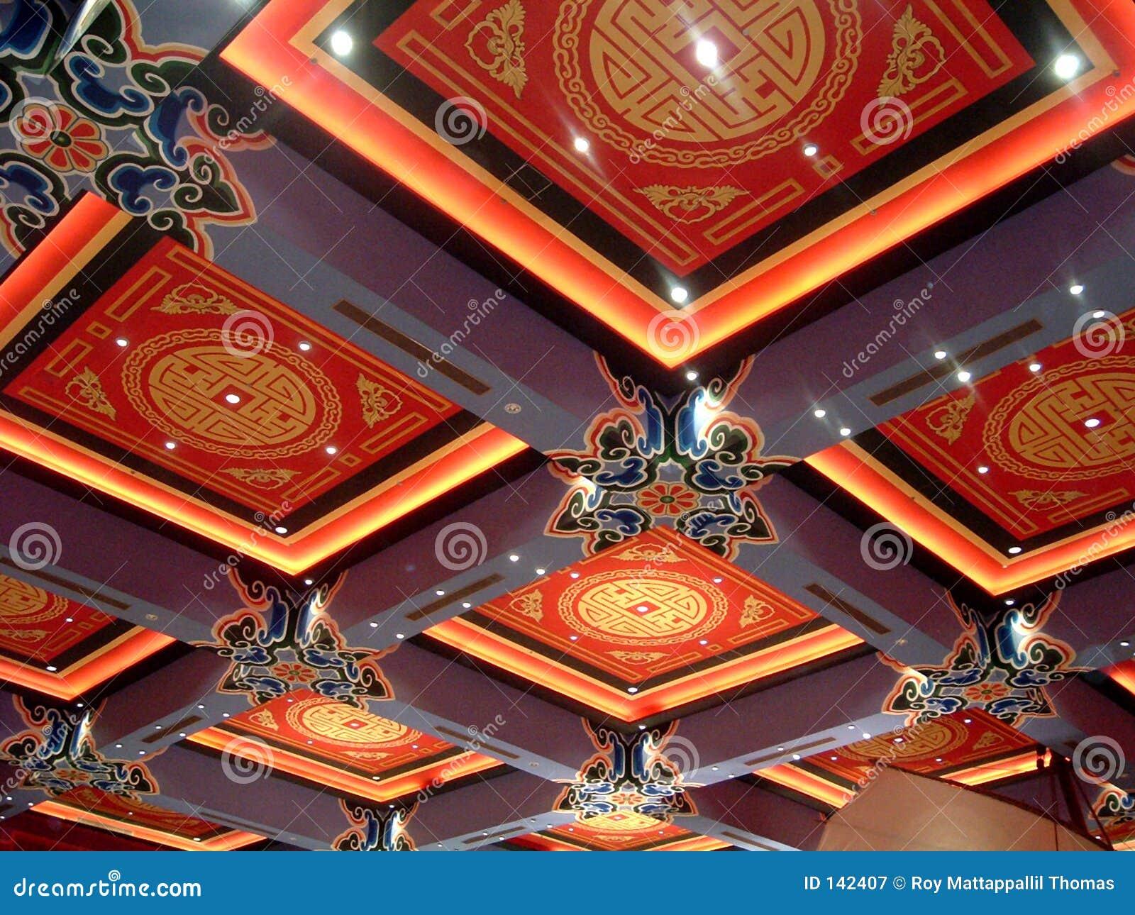 中国人设计屋顶