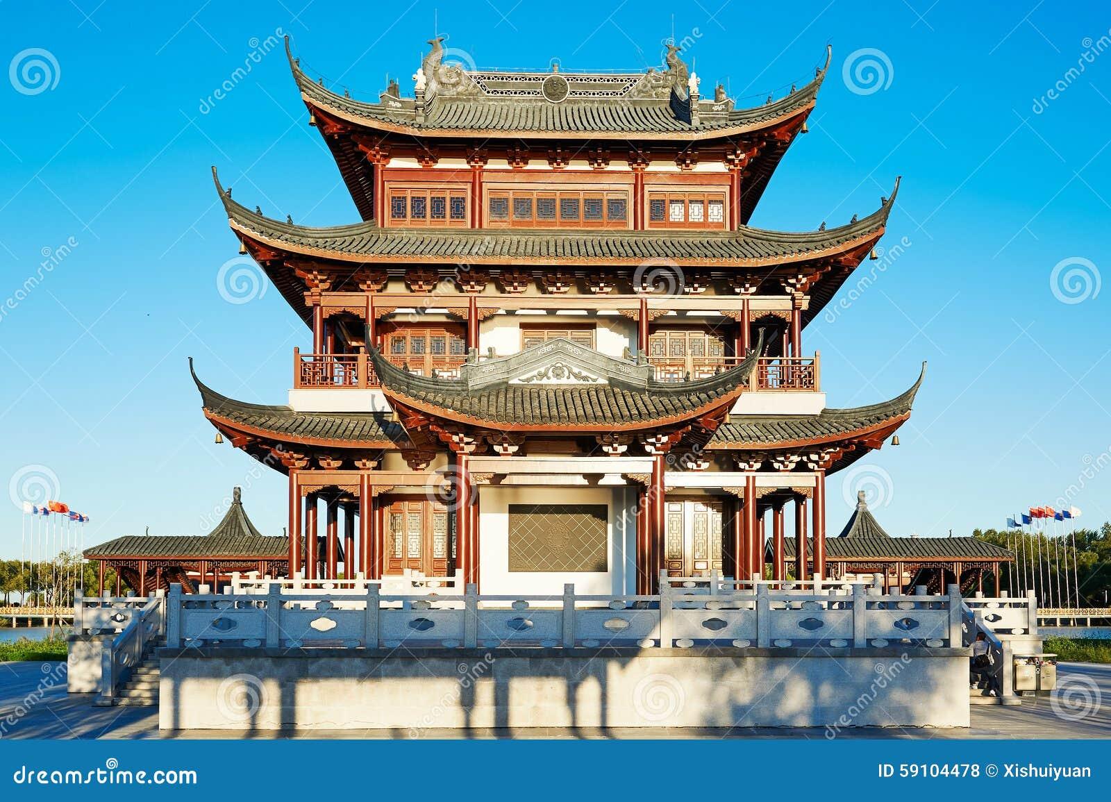 中国特色建筑有哪些_中国建筑有什么特点?