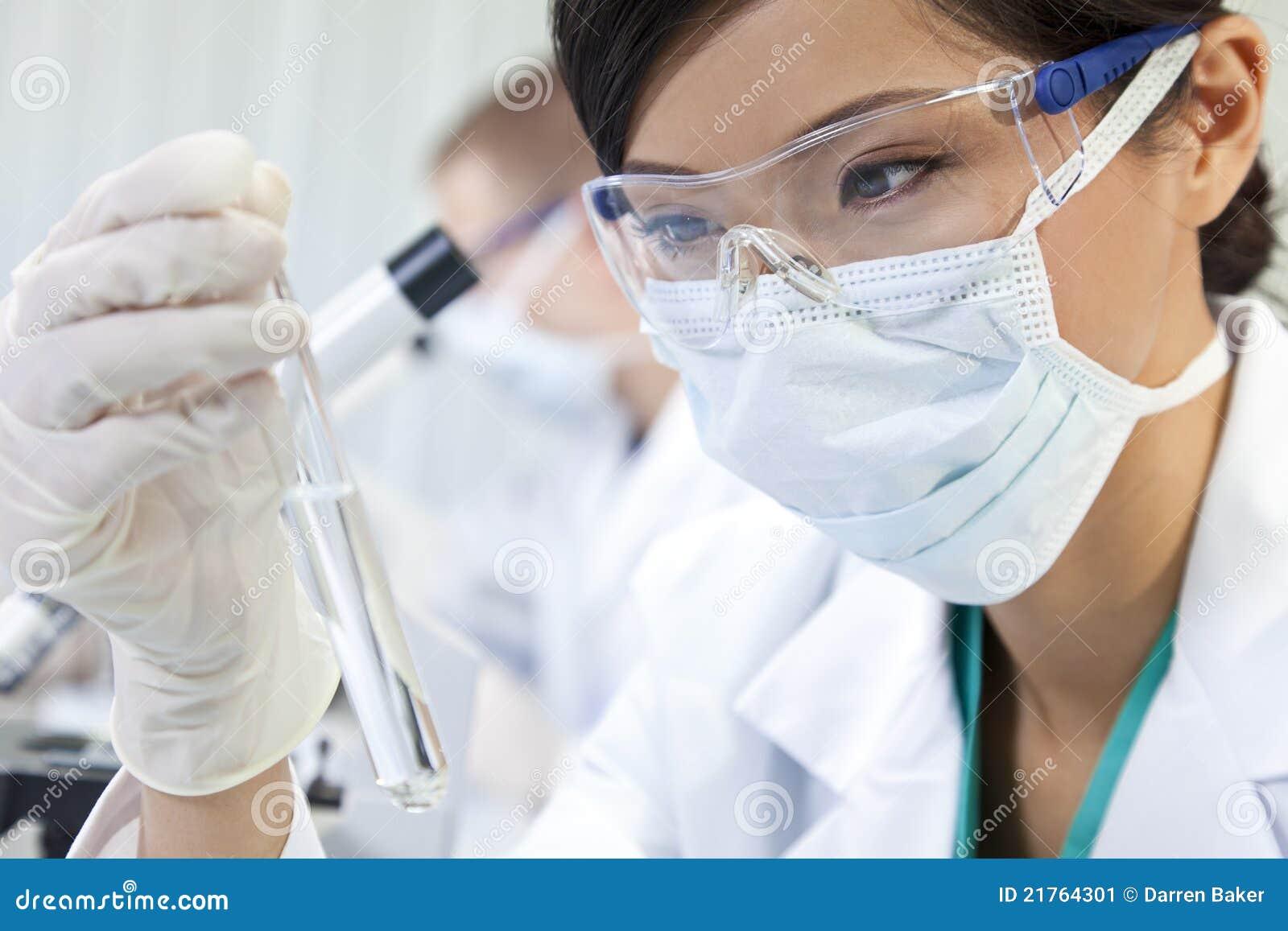 中国女性实验室科学家妇女