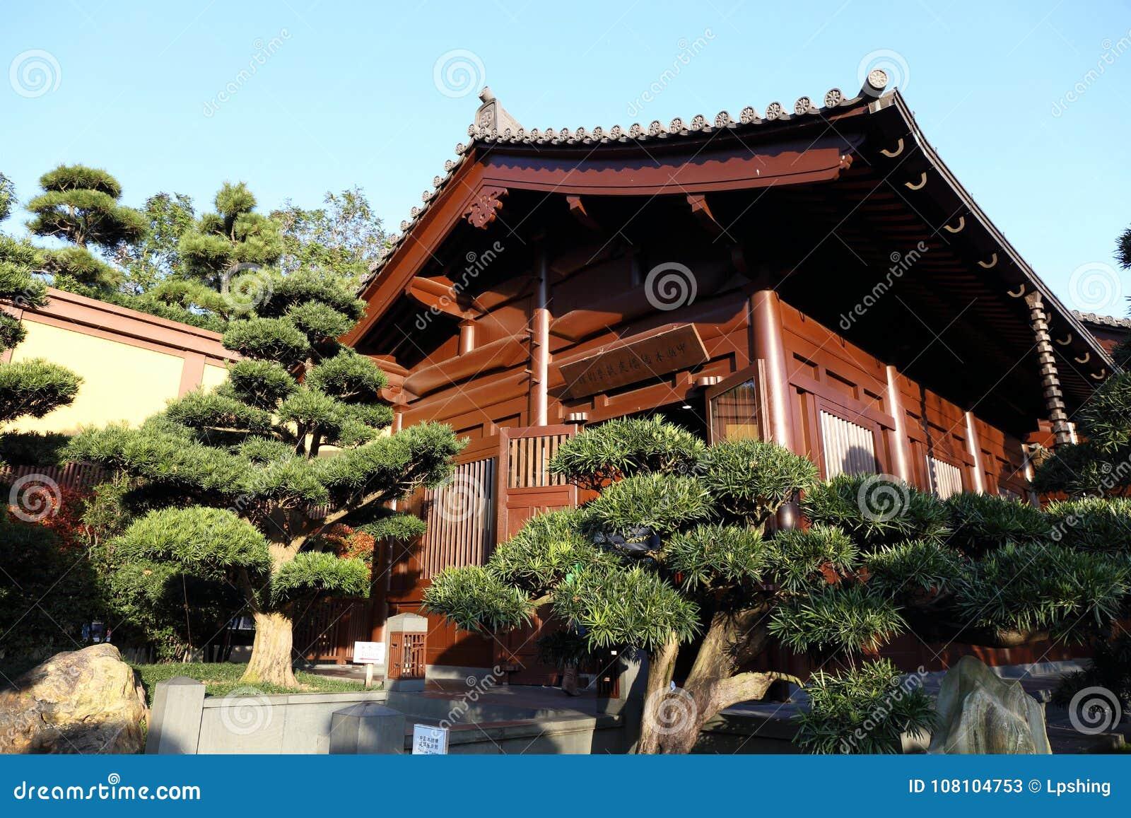 中国庭院样式