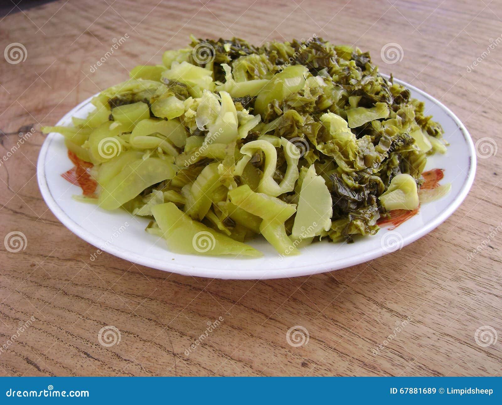 中国德国泡菜切片