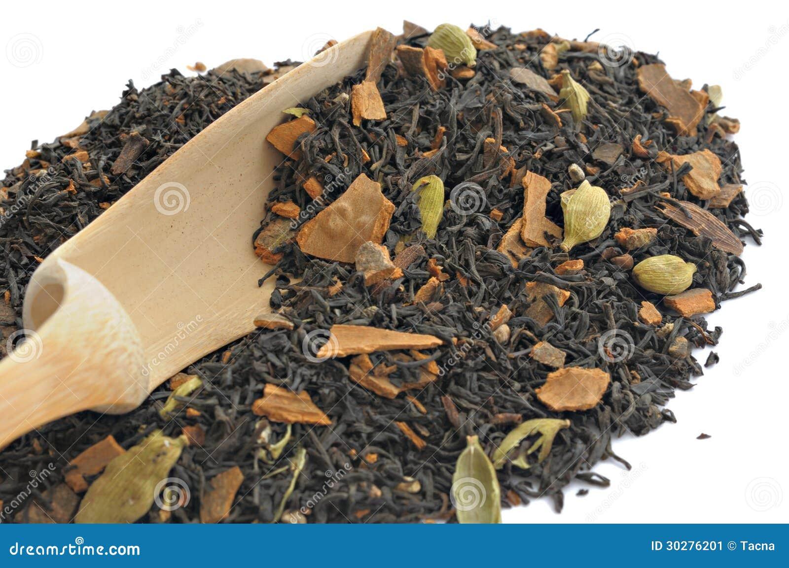 中国茶用豆蔻果实