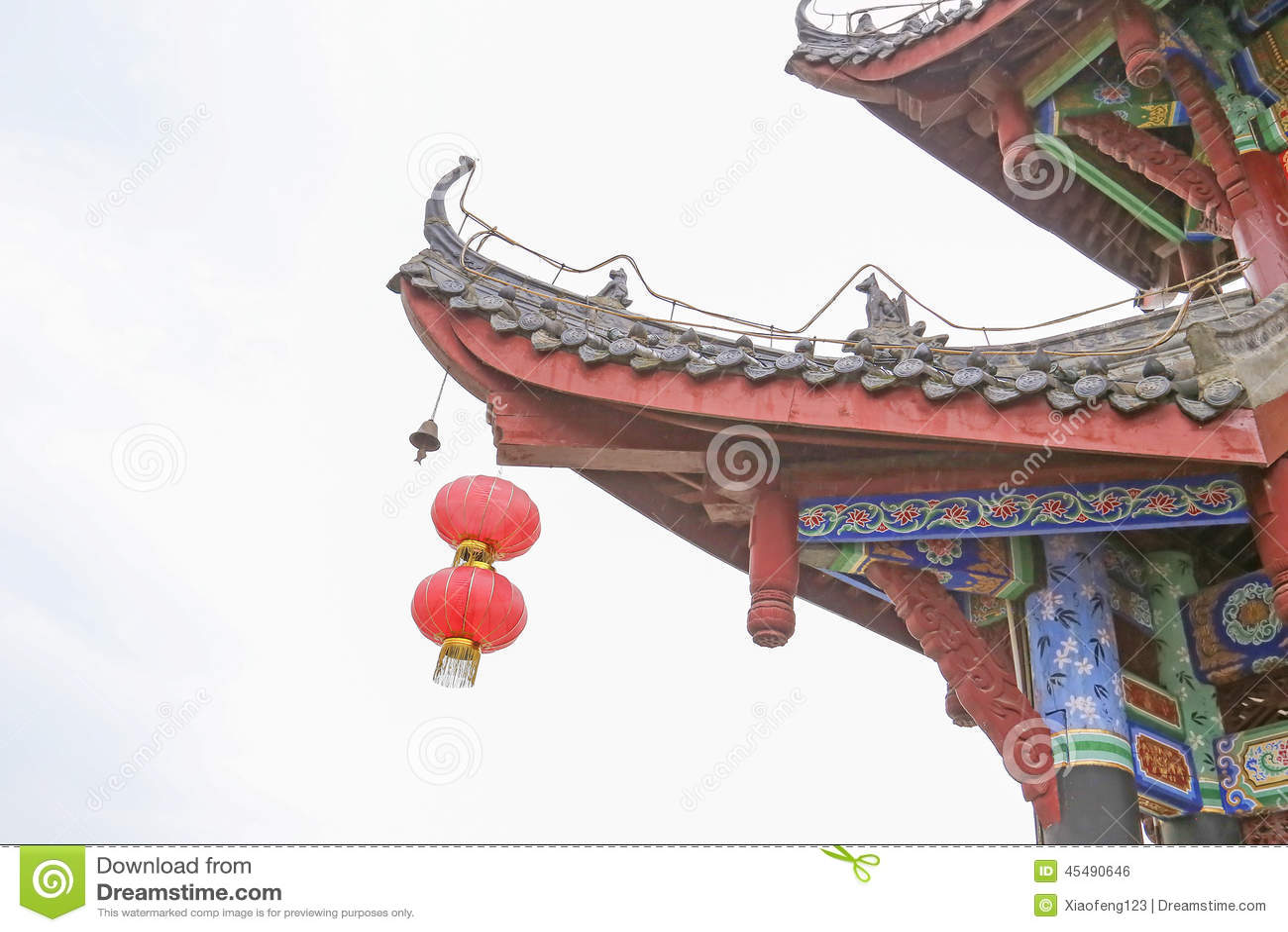 中国被遮盖的桥