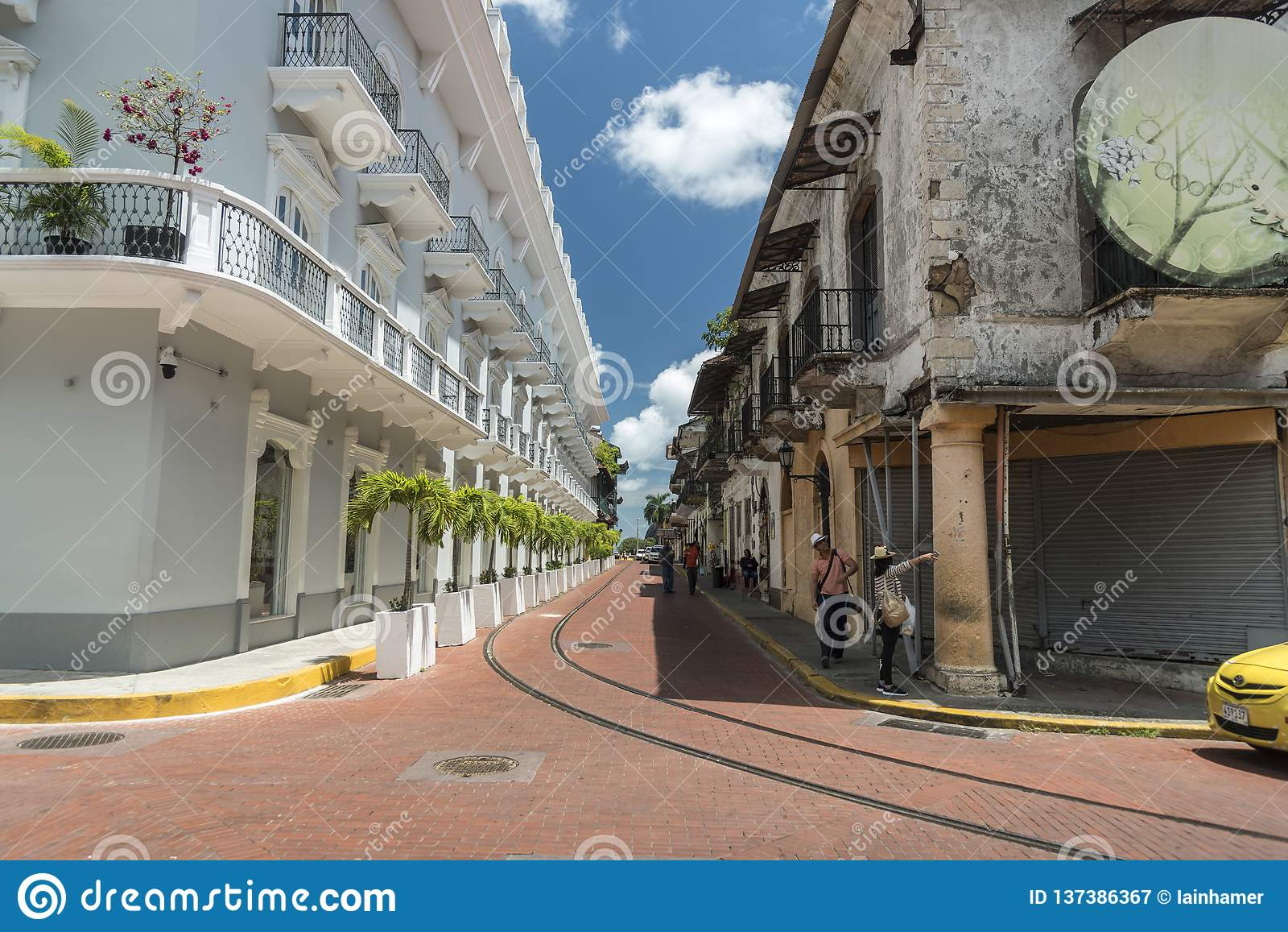 中央旅馆Panamà ¡奥尔德敦巴拿马市
