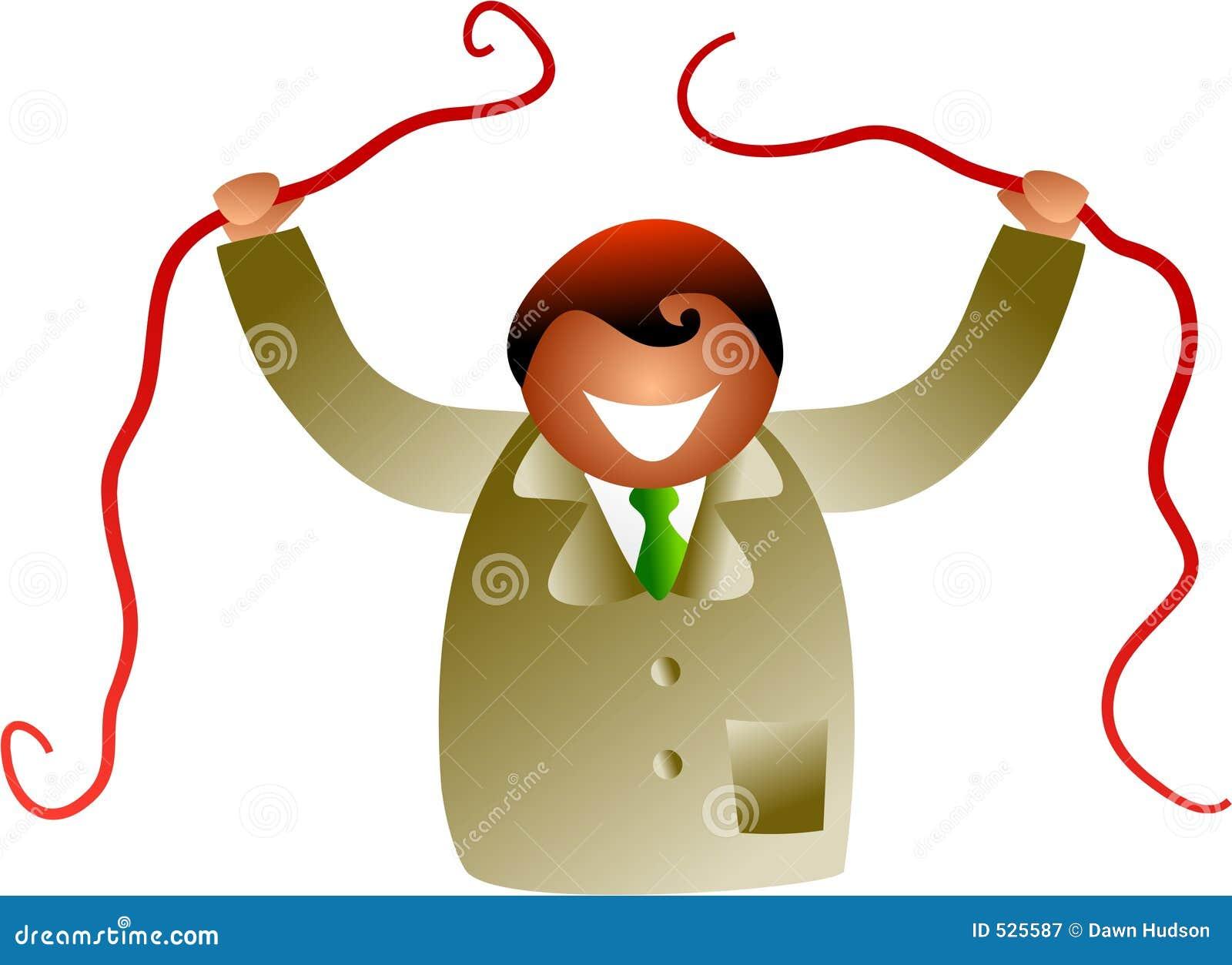 Download 中断繁文缛节 库存例证. 插画 包括有 磁带, 次幂, 董事, 概念, 攫取, 法律, 红色, 约束, 种族 - 525587