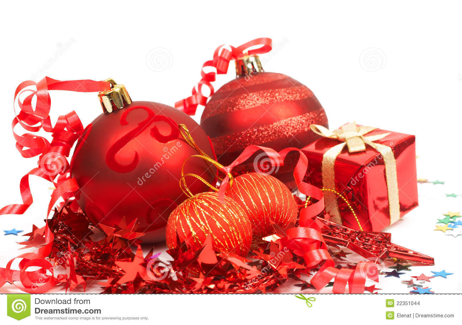 中看不中用的物品圣诞节红色