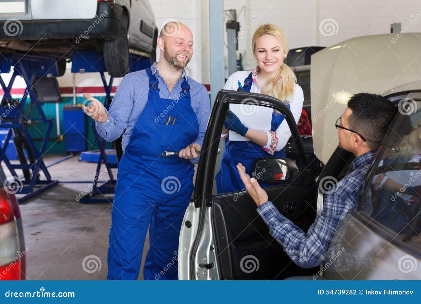 为乘员组和司机服务