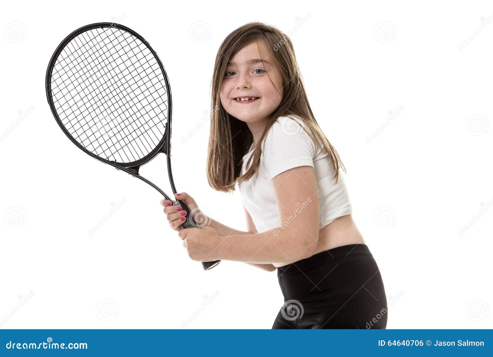 为网球比赛准备