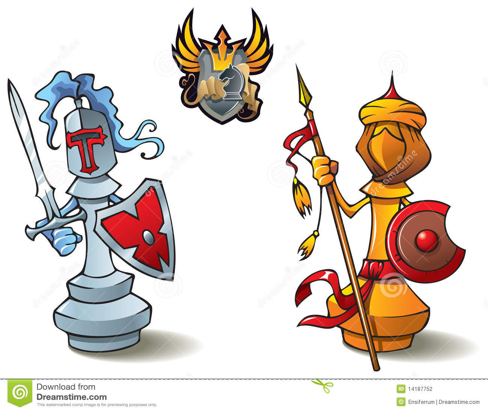 主教国际象棋棋局