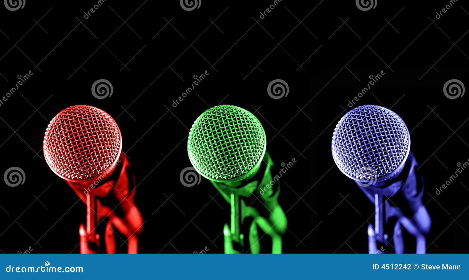 主要的mics