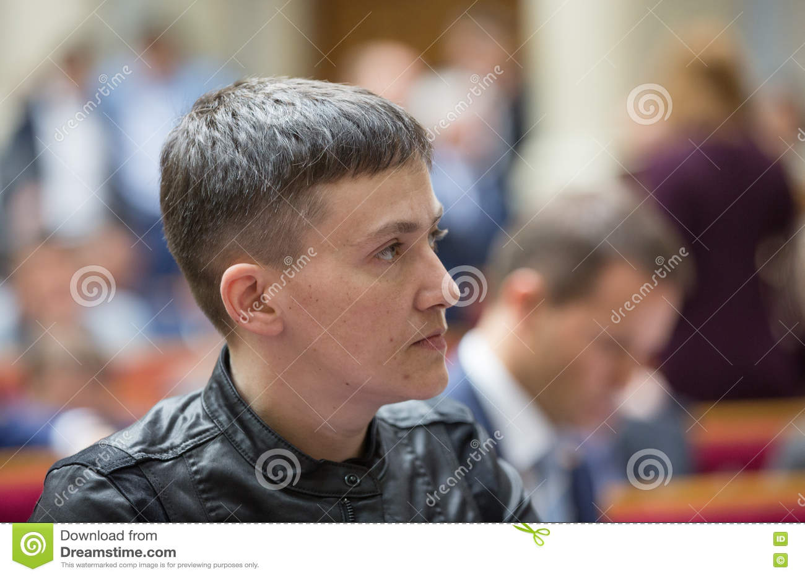 乌克兰的英雄,乌克兰Nadiya Savchenko的人代理