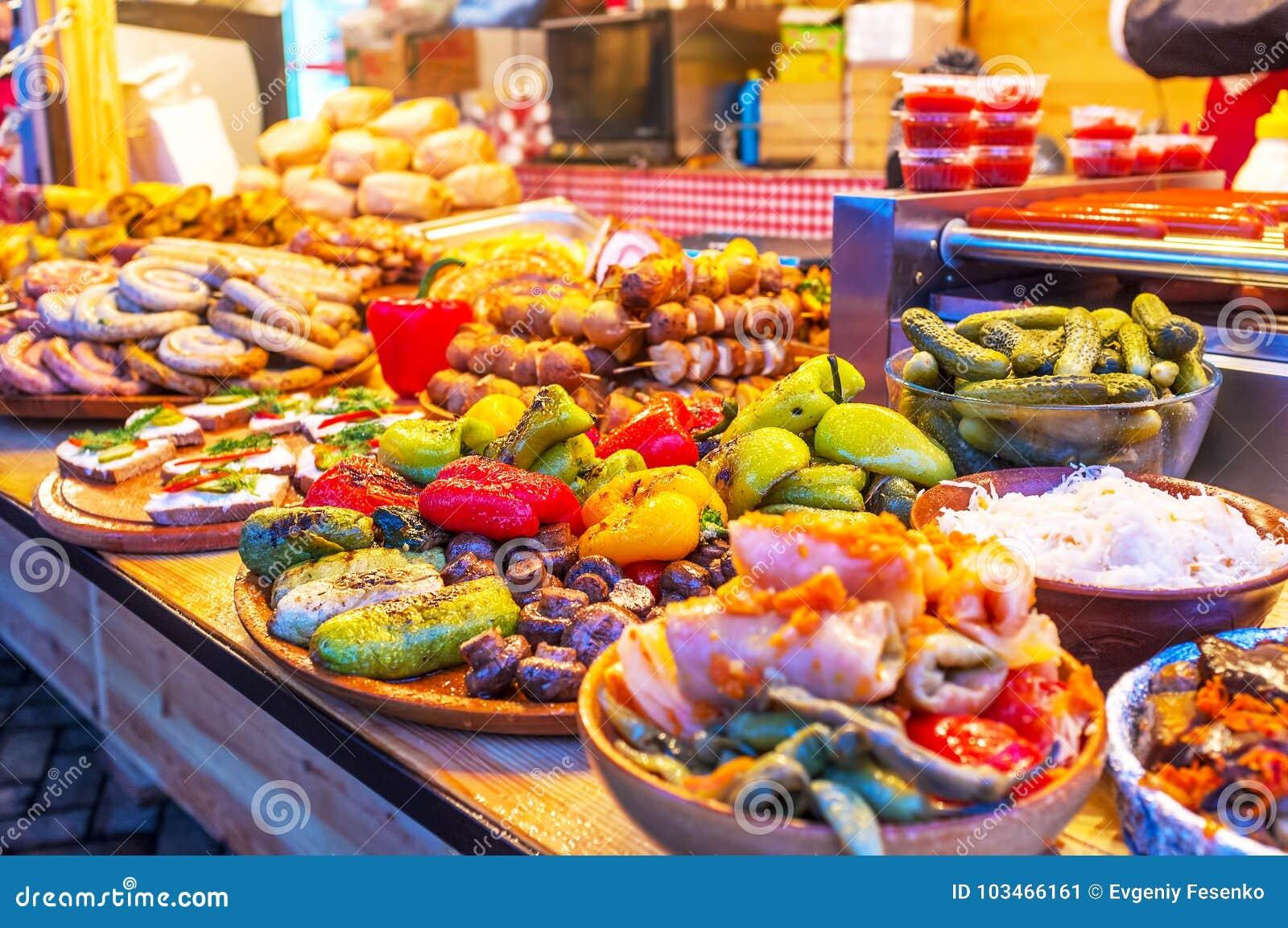 乌克兰食物品种
