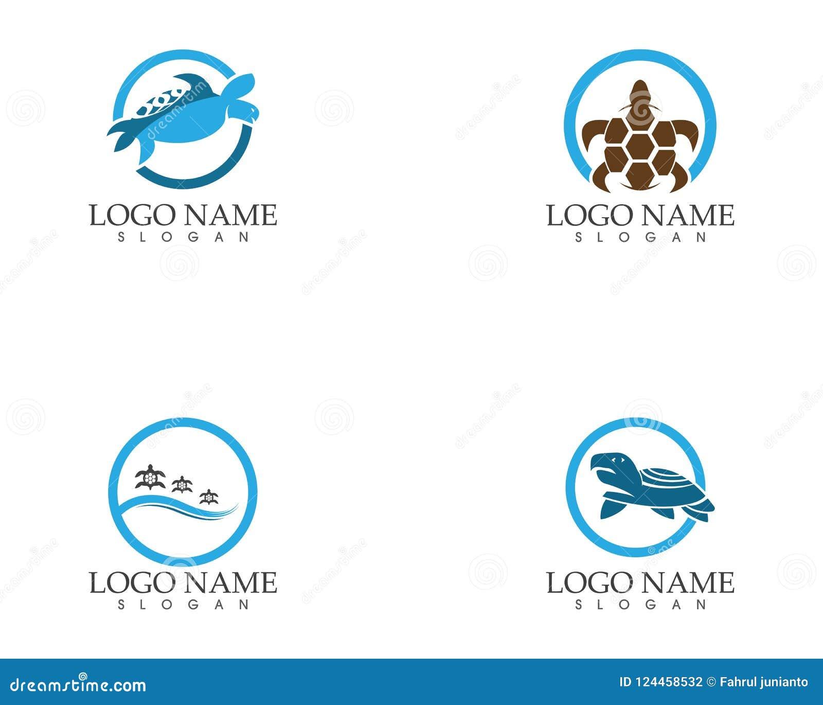 乌龟动物动画片象图象传染媒介例证设计