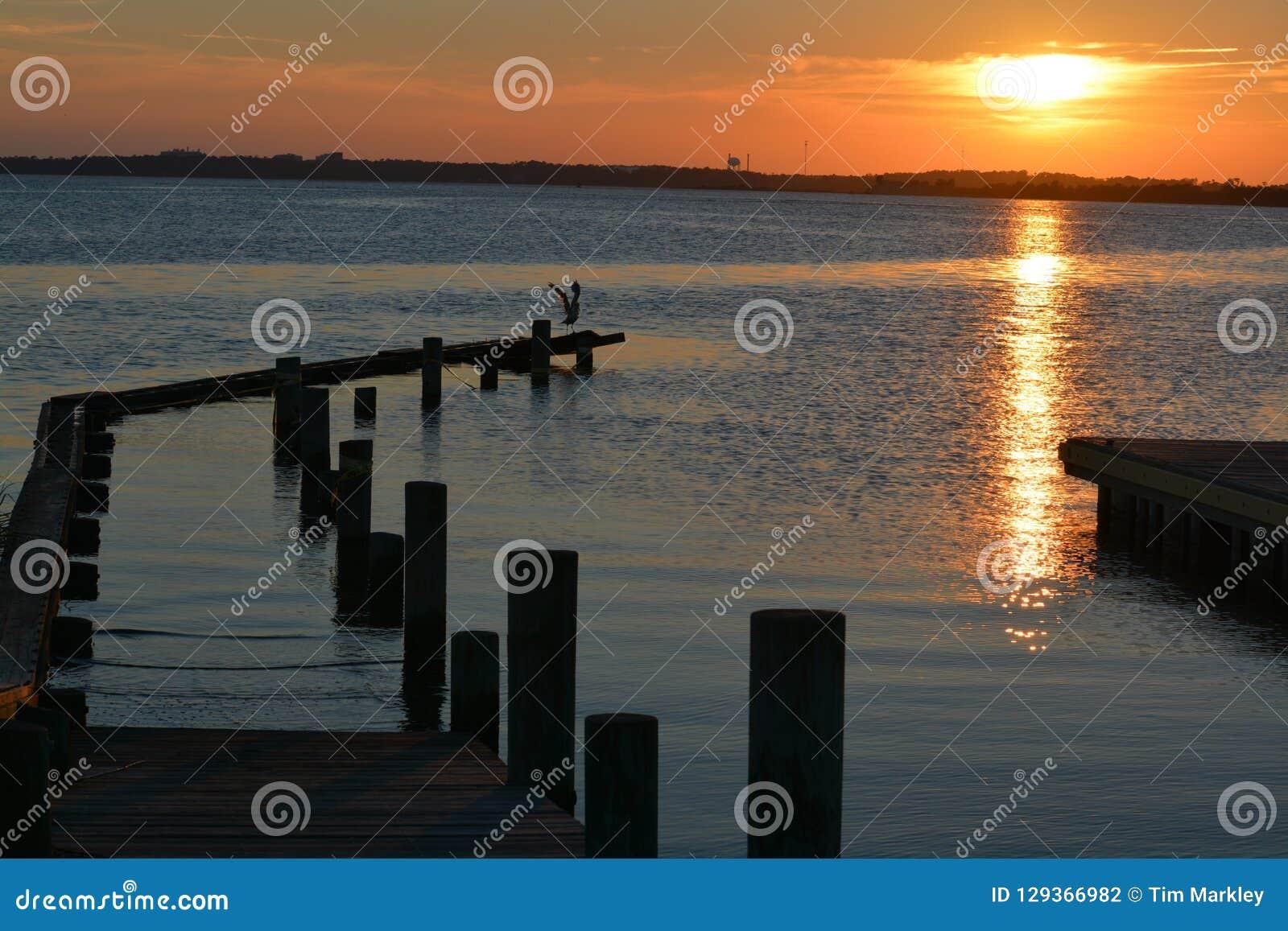 乐趣海岛日落