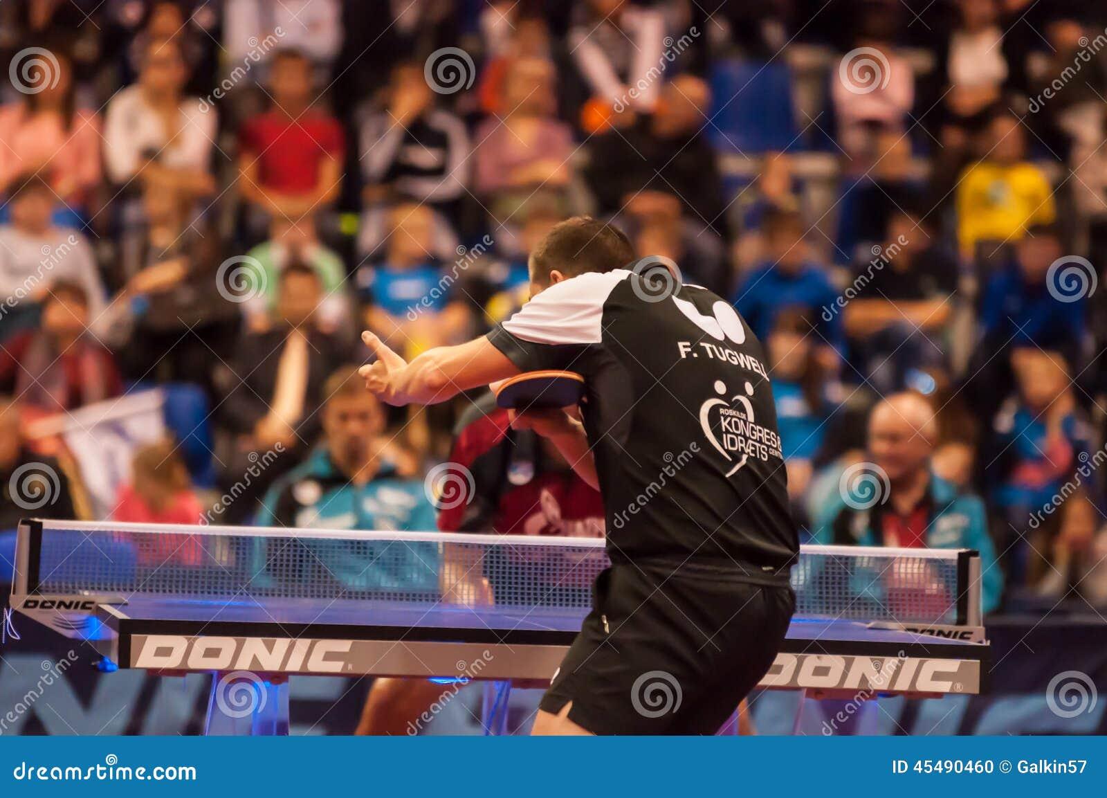 乒乓球竞争