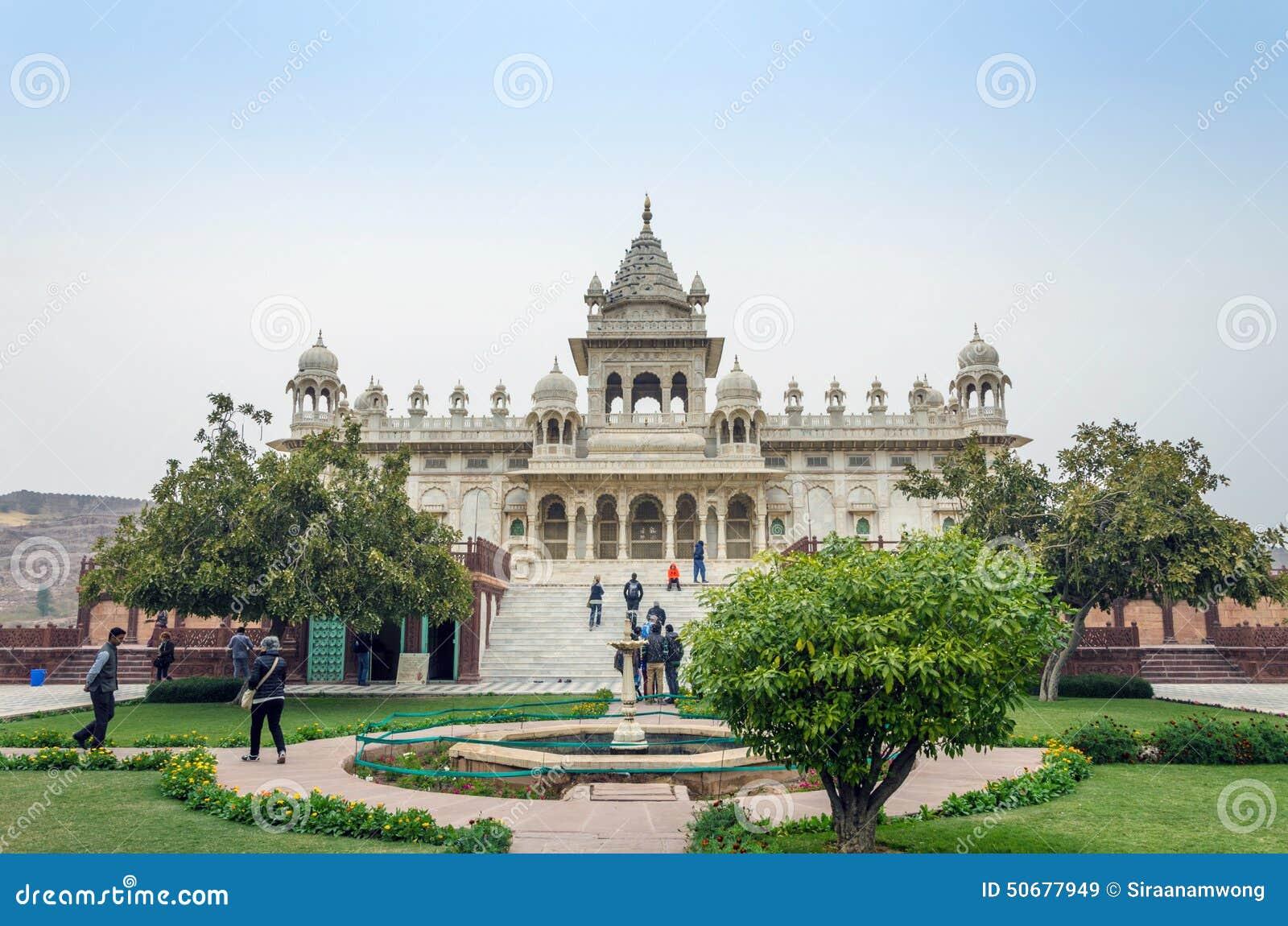 Download 乔德普尔城,印度- 2015年1月1日:旅游参观Jaswant Thada陵墓 编辑类库存图片 - 图片 包括有 rajah, 文化: 50677949