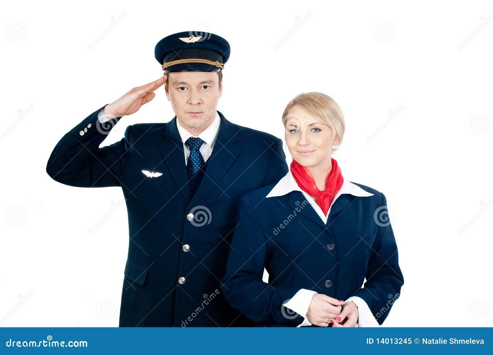 乘务员飞行