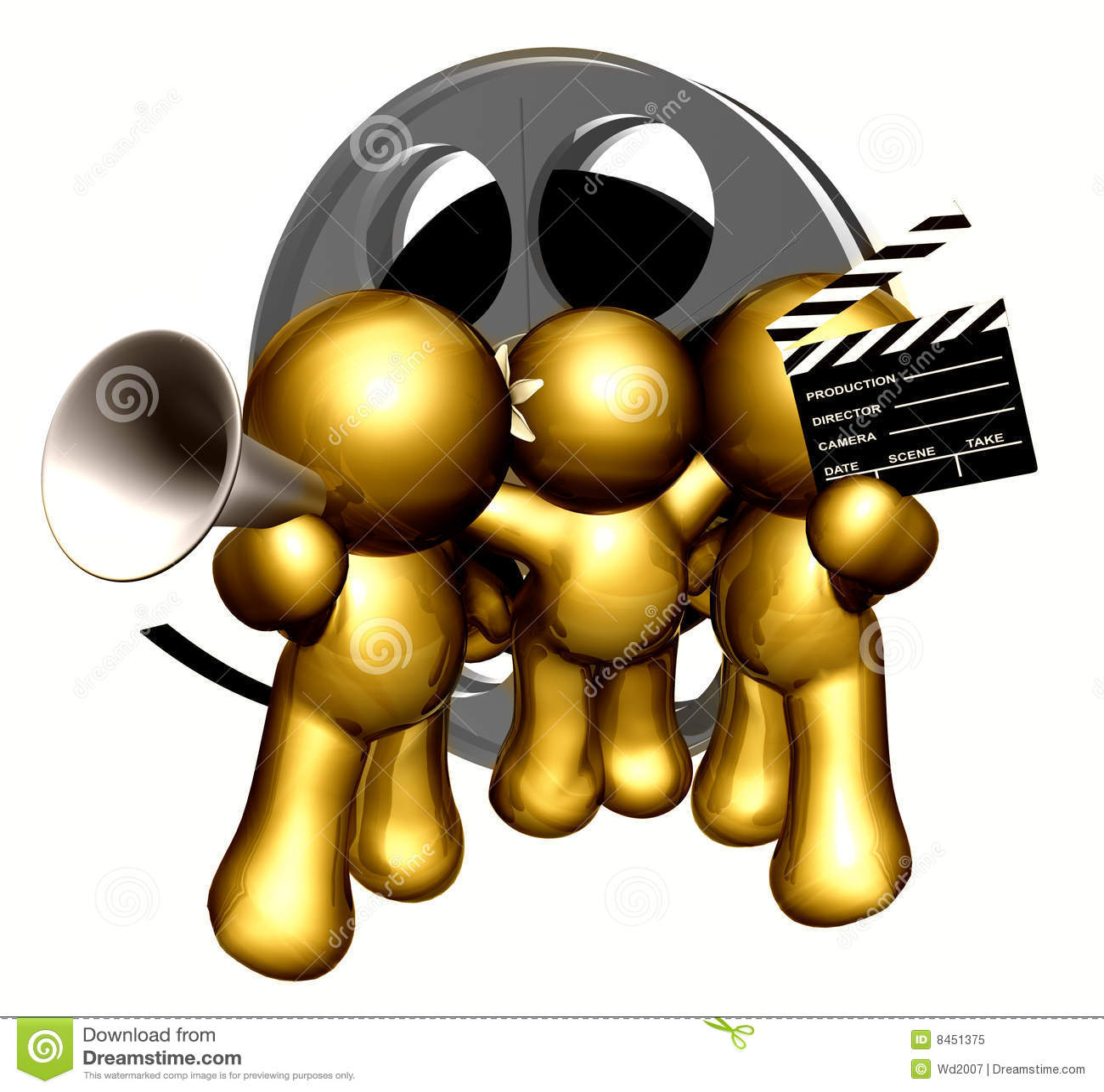 乘员组判断图标电影生产