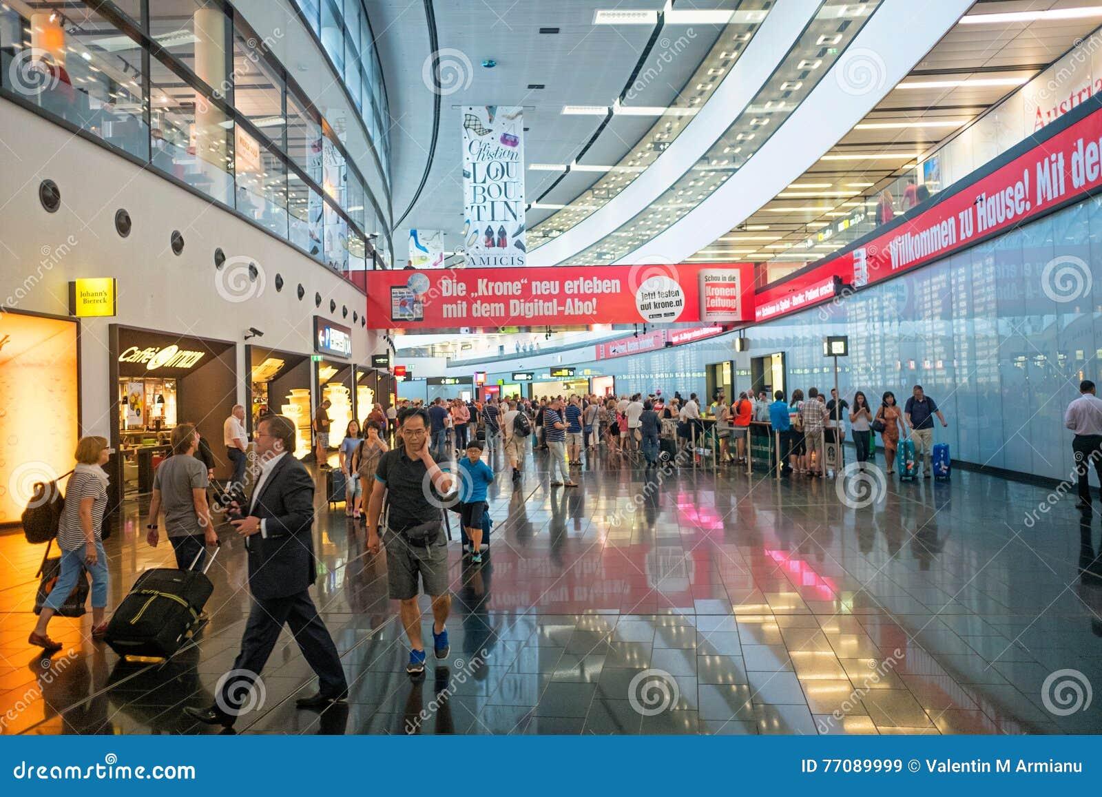 维也纳机场