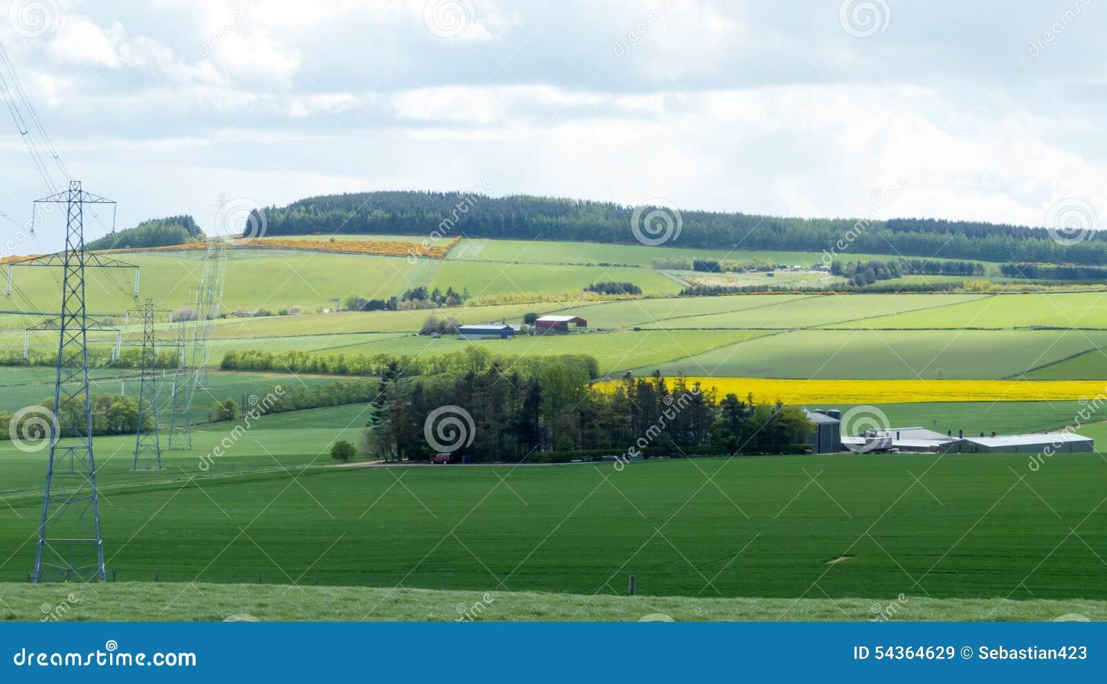 乡下农厂风景