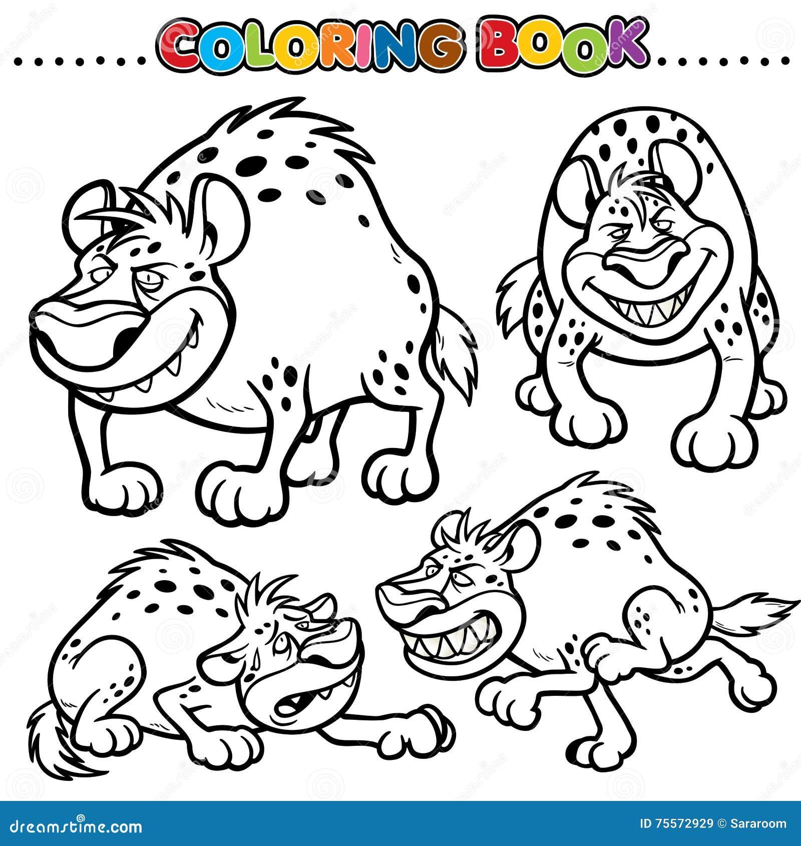 书五颜六色的彩图例证