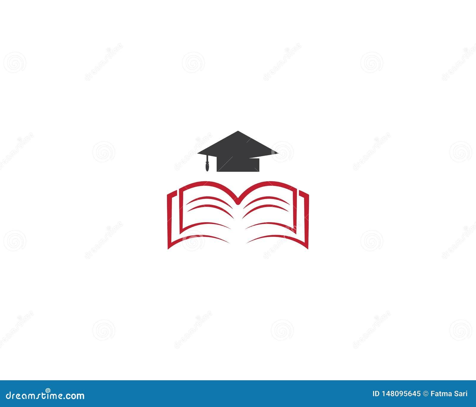 书标志例证