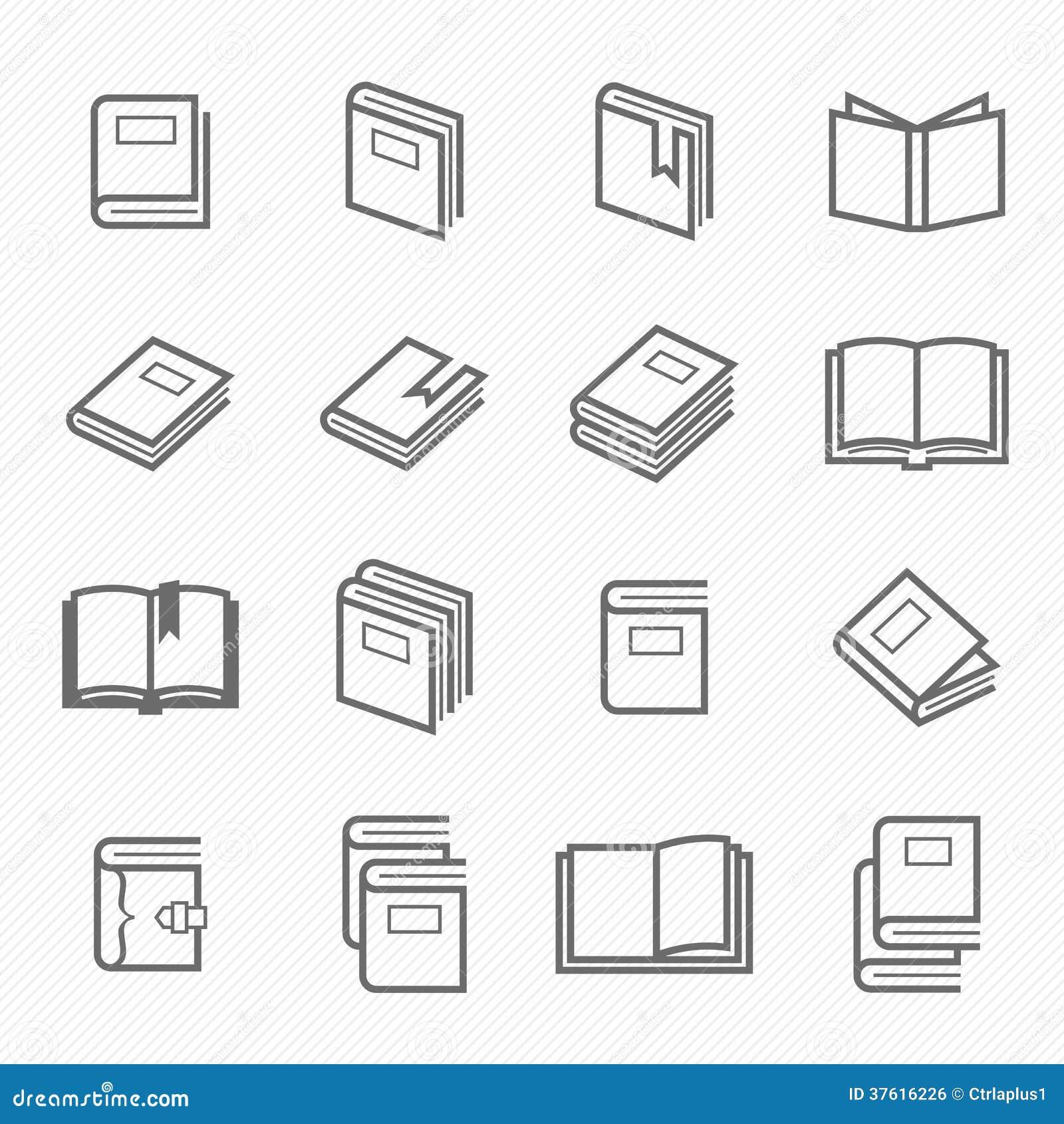 书概述冲程标志