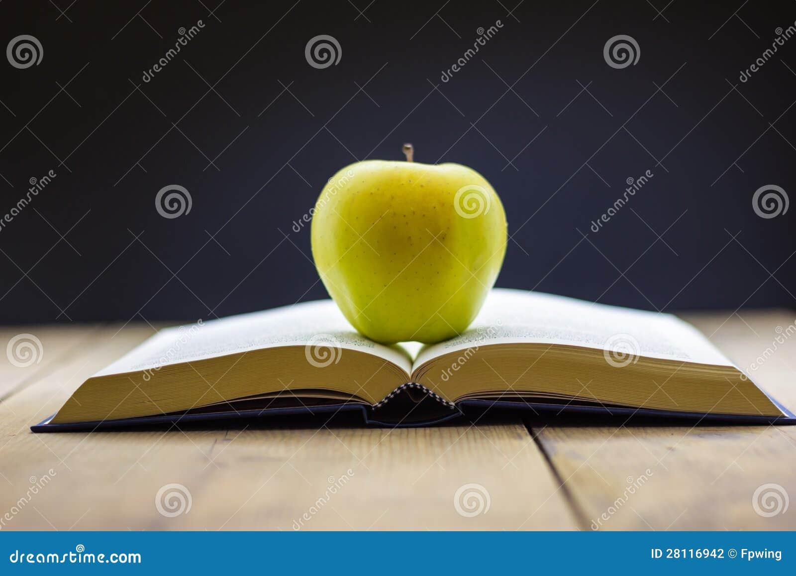 用_书用苹果