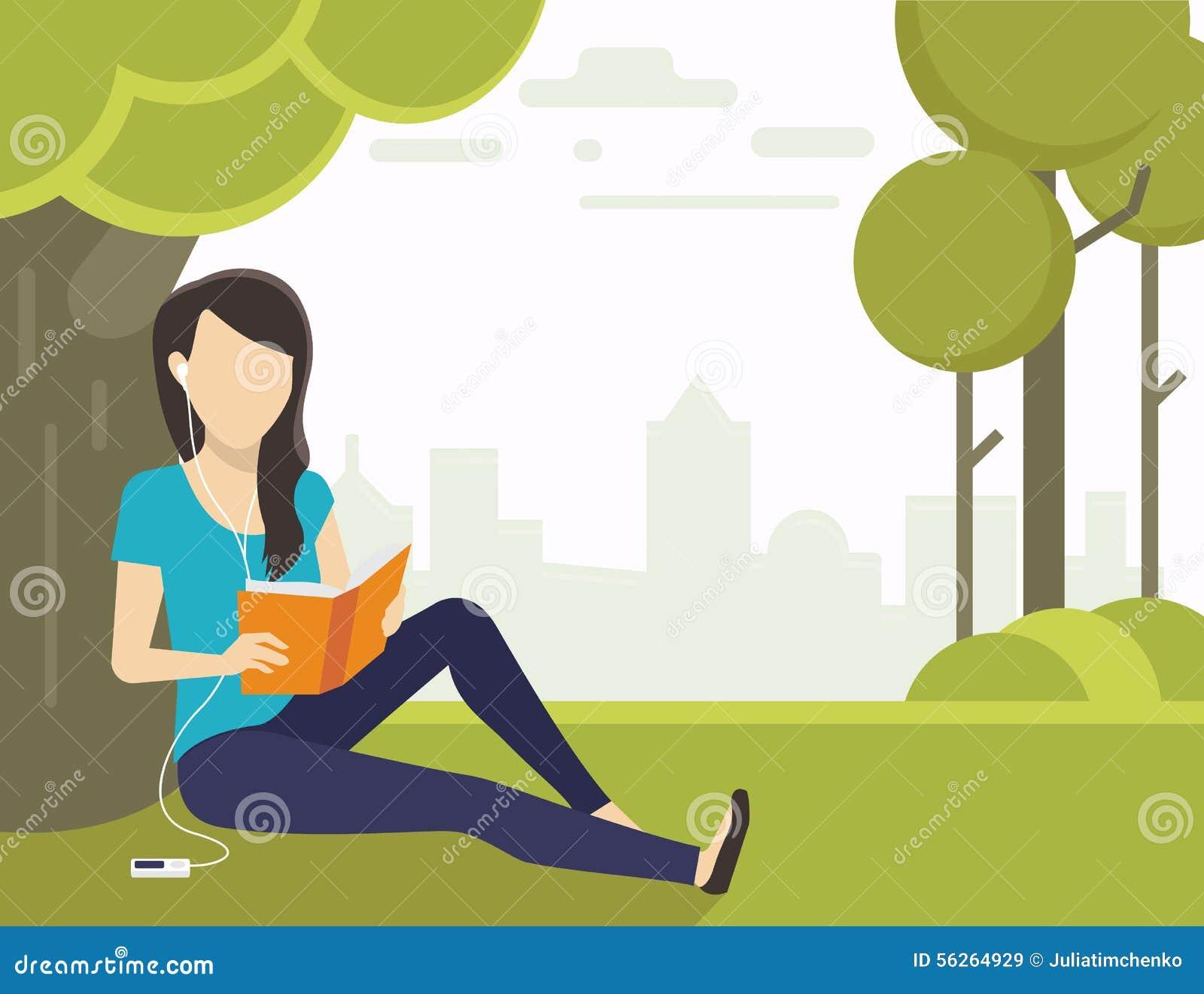 读书的妇女